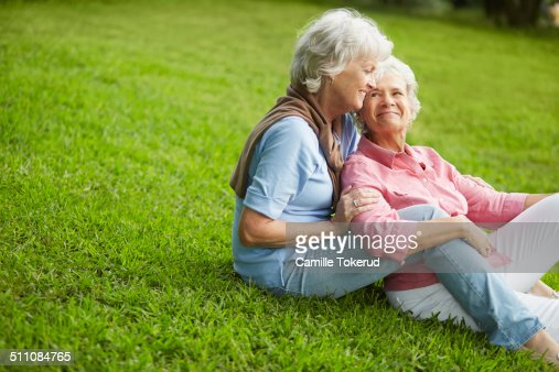 Old Lesbians Stock Photos and Pictures   Getty Images