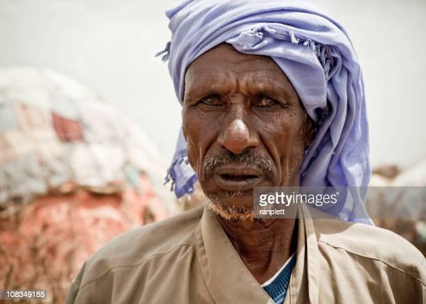 Elderly Somali Man