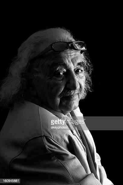 Elderly Turkish Man