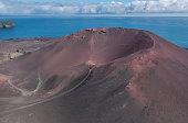 Eldfell Volcano