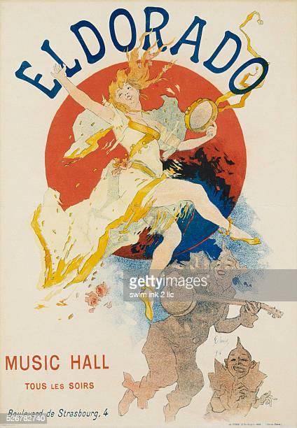 Eldorado Poster by Jules Cheret