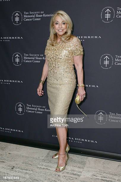 Eleanor Kennedy attends the Society Of Memorial SloanKettering Cancer Center's Associates Committee fall party at Four Seasons Restaurant on November...