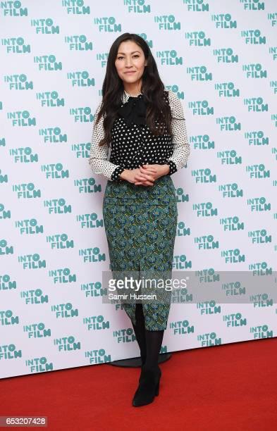 Eleanor Matsuura attends the Into Film Awards on March 14 2017 in London United Kingdom
