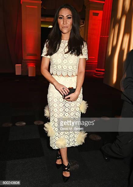 Eleanor Matsuura attends the Moet British Independent Film Awards 2015 at Old Billingsgate Market on December 6 2015 in London England