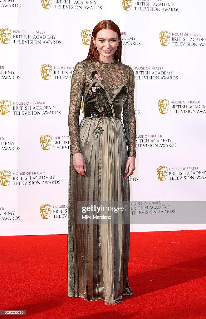 House Of Fraser British Academy Television Awards 2016 - Red Carpet Arrivals