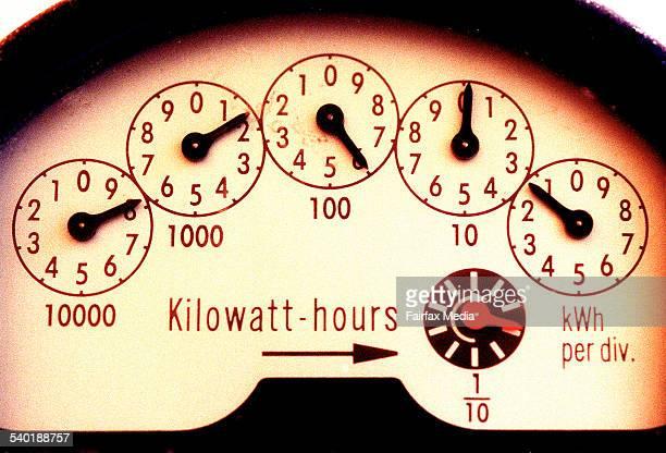 Elecricity meter