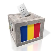 Ballot box - great for topics like election/ voting etc.