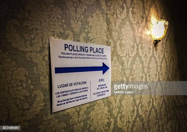 U.S. Election Voting