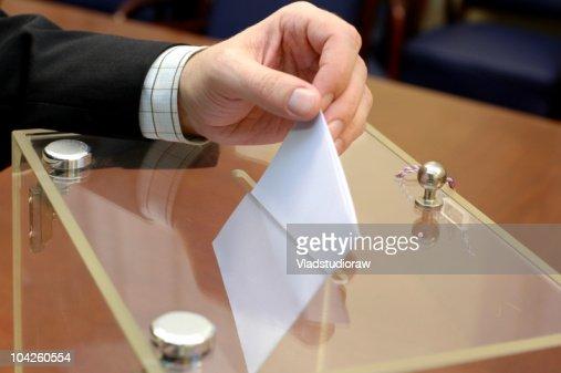 Elections : Stock Photo