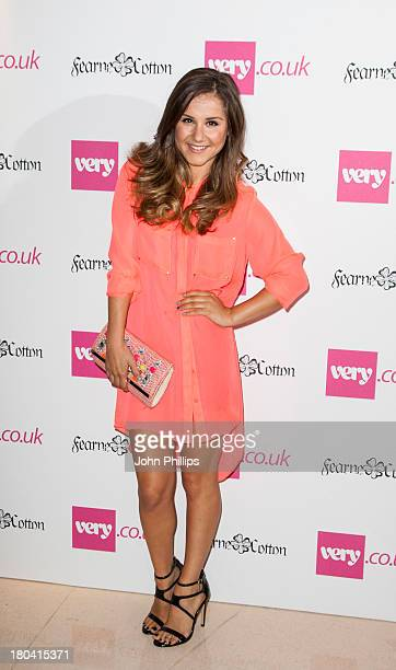 Electra Formosa attends the launch party for the Verycouk SS14 collection at Claridges Hotel on September 12 2013 in London England