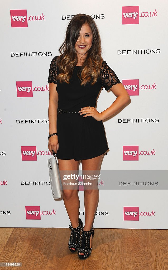Very.co.uk: Definitions Launch Party - Arrivals