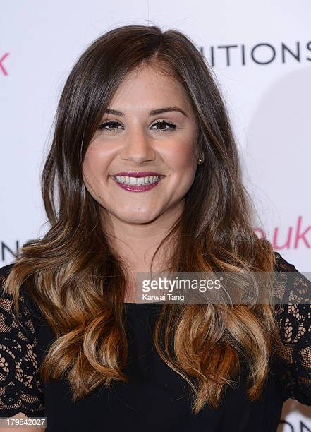 Electra Formosa attends the launch party of verycouk's Definitions range at Somerset House on September 4 2013 in London England