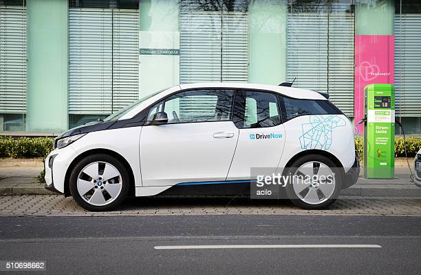 Electric car / BMW i3 DriveNow