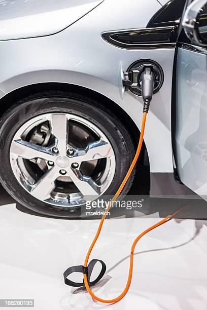 Electric car/Fahrzeug charing