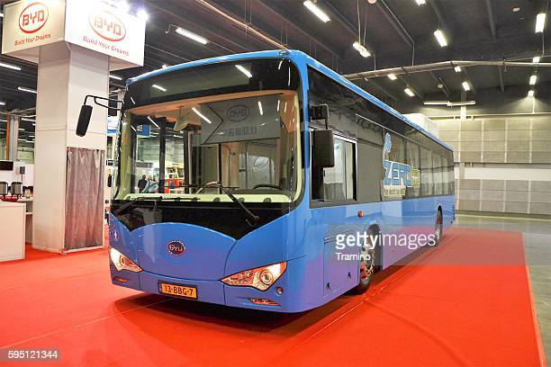 BYD K9 - electric Chinese bus