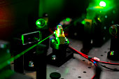 electric circuit ionization with laser