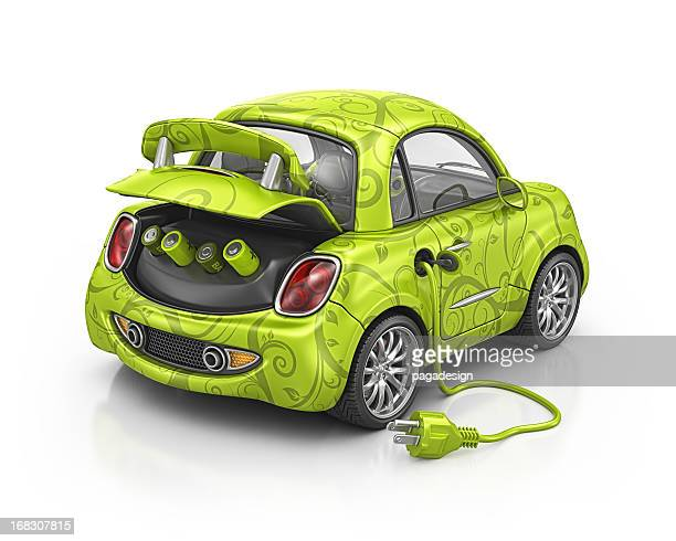 electric eco car