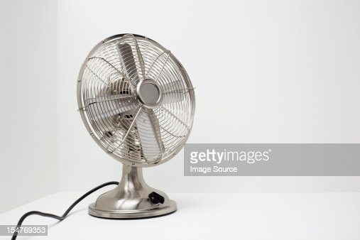 Electric fan : Stock Photo
