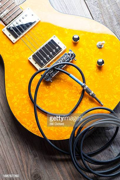 Electric Guitar Heart