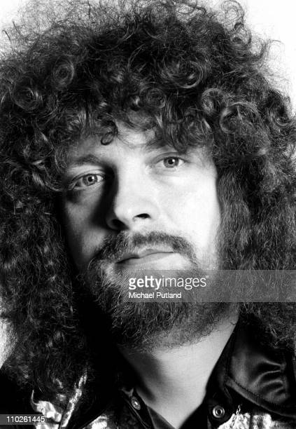 Electric Light Orchestra ELO studio portrait UK Jeff Lynne