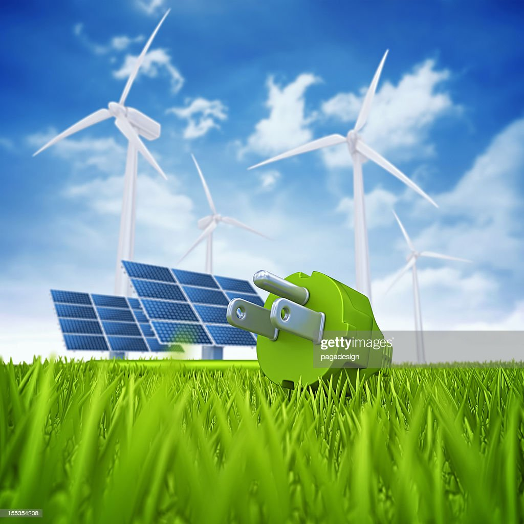 electric power : Stock Photo
