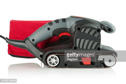 Electric sander : Stock Photo