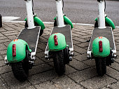 electric urban scooters