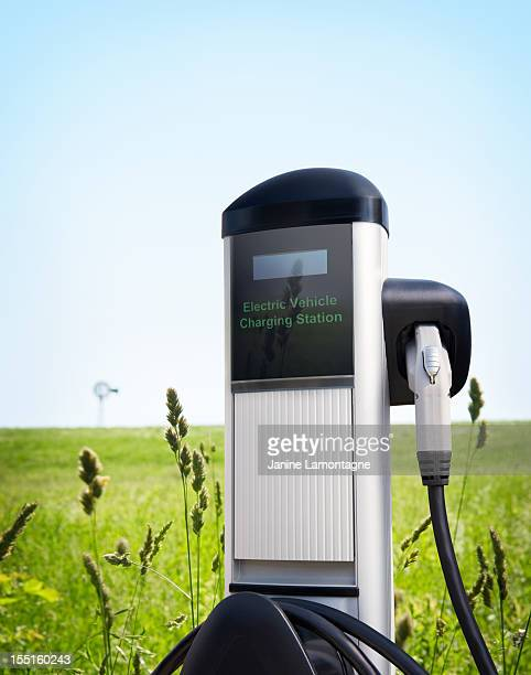 Electric Vehicle Charging Station