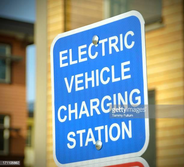 Ladestation für Elektrofahrzeuge -