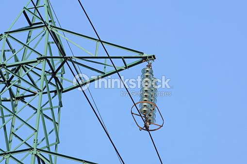 Electrical Insulator Stock Photo | Thinkstock