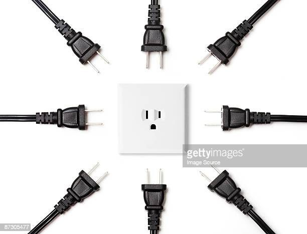 Electrical plugs and socket