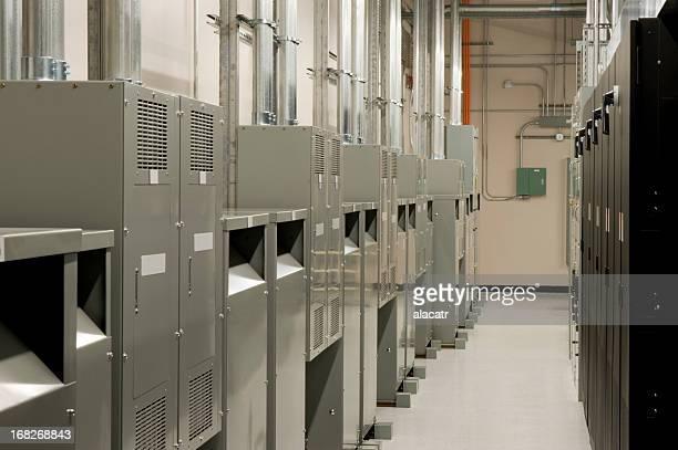 Elektrische Zimmer und industrielle Netzteil