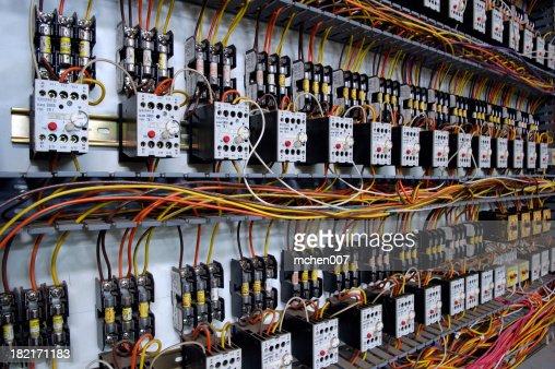Electrical Wiring Panel