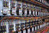 Electrical Wiring Panel