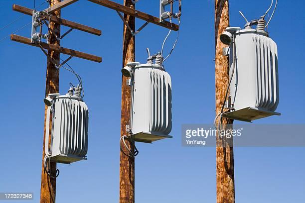 Electricity High Voltage Transformer for Sending Power Line Energy Generation