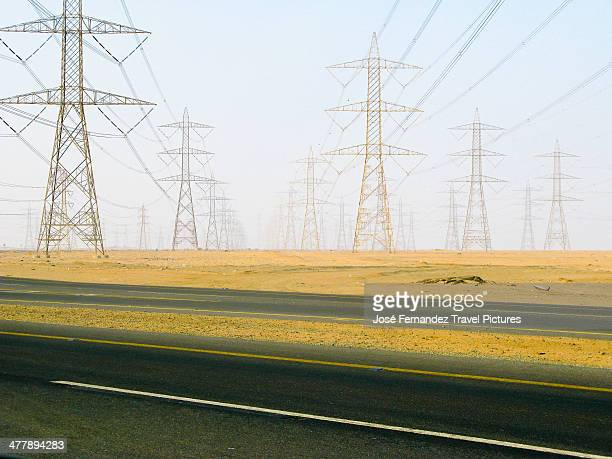 Electricity in the desert