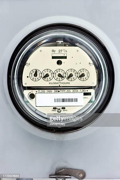 Elektrizität Meter
