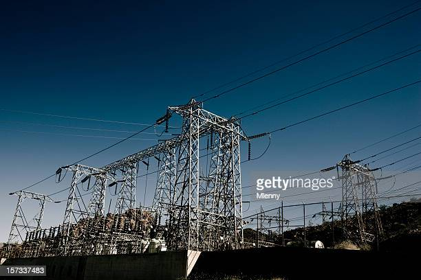 Electricity Power Station Series VI