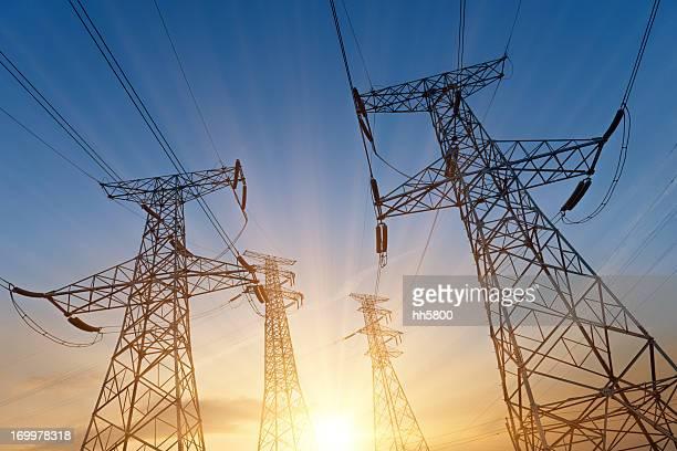 Electricity Pylon power