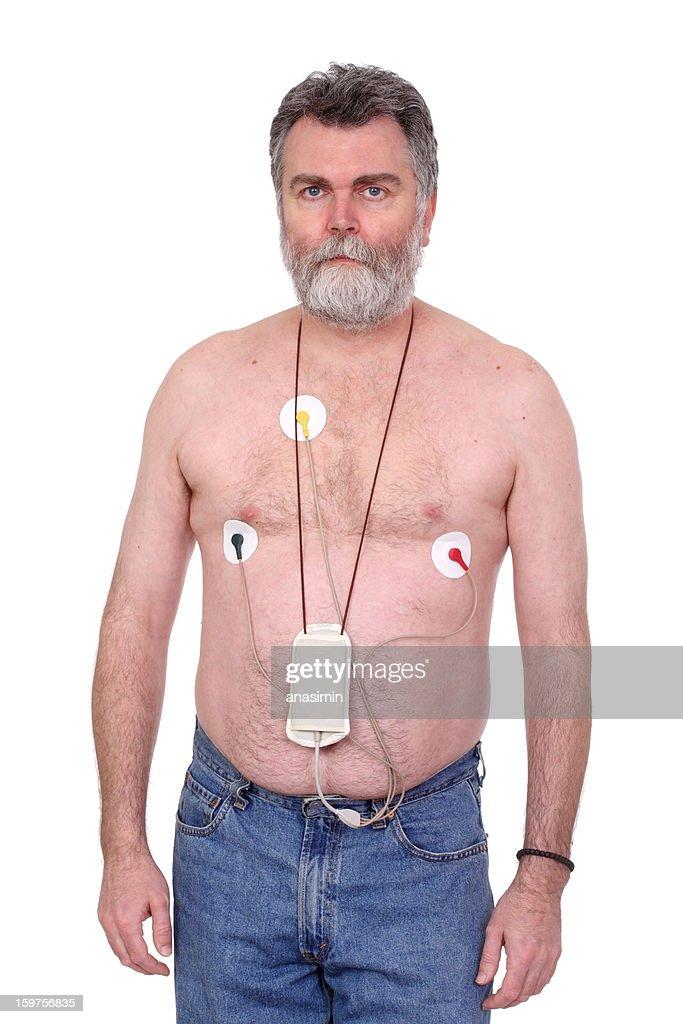 Electrocardiogram : Stock Photo