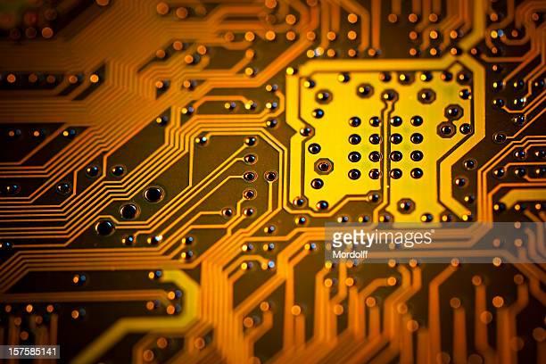 circuit électronique repasser