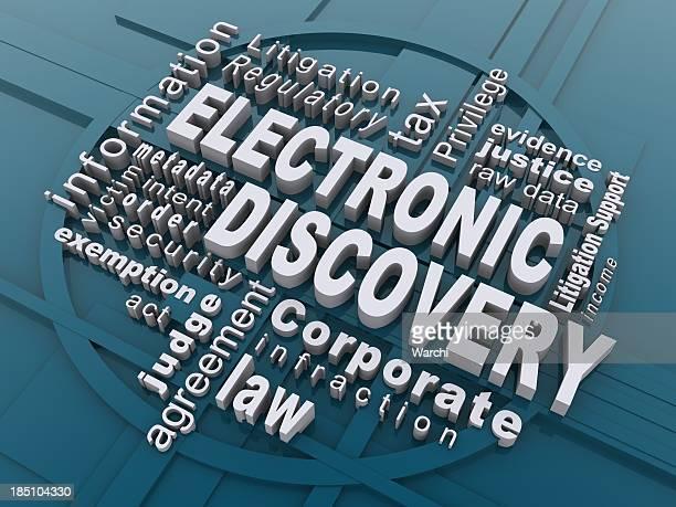 Elektronische discovery