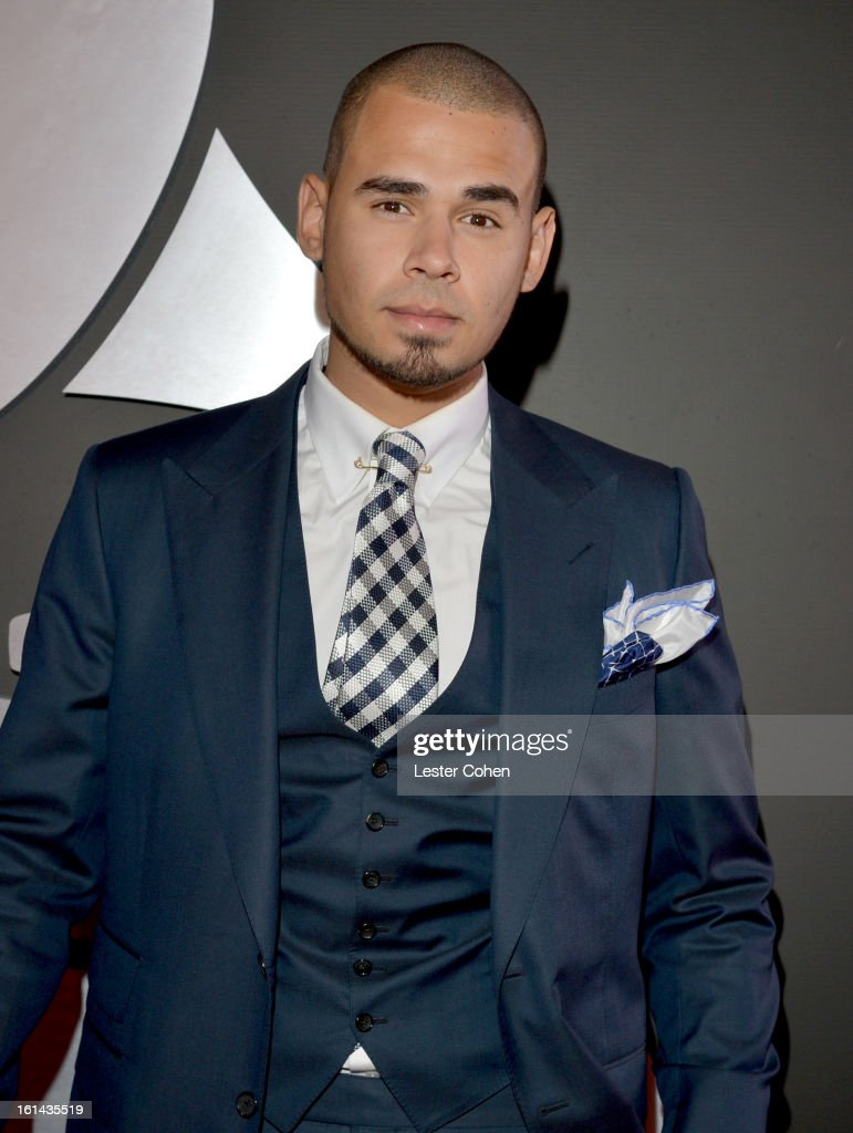 Electronic music producer <a gi-track='captionPersonalityLinkClicked' href=/galleries/search?phrase=Afrojack&family=editorial&specificpeople=7173108 ng-click='$event.stopPropagation()'>Afrojack</a> attends the 55th Annual GRAMMY Awards at STAPLES Center on February 10, 2013 in Los Angeles, California.