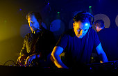 Deep Dish Perform Open To Close Show At Sound Nightclub