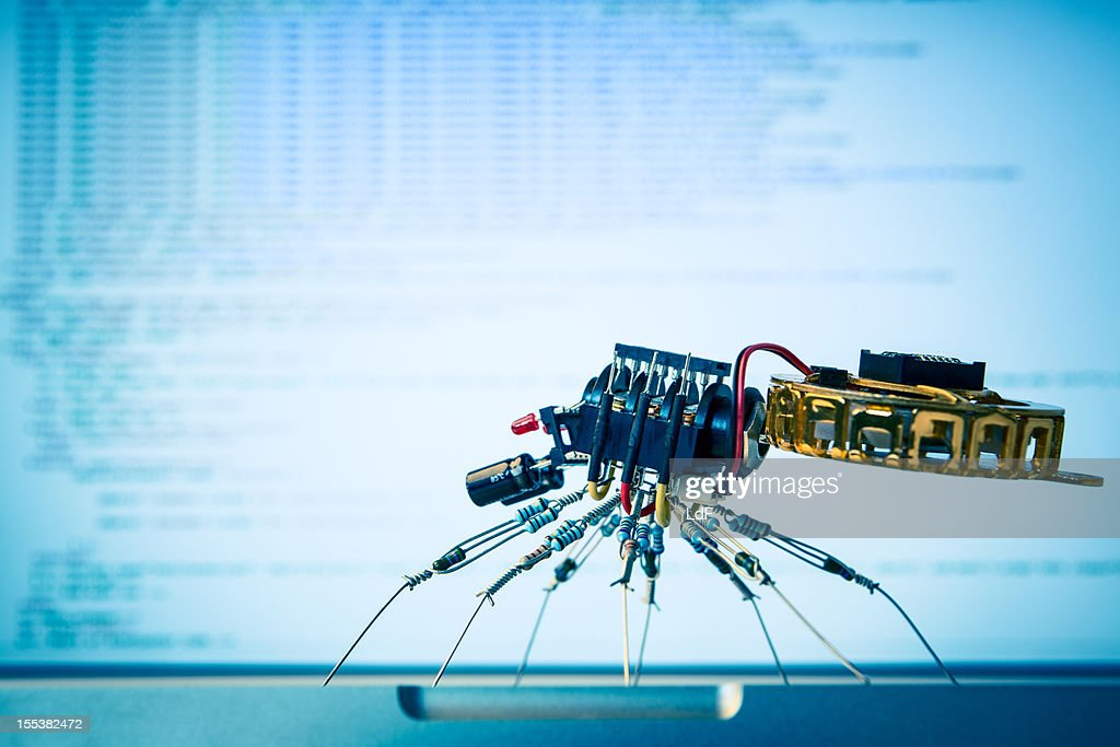 Electronic Spider html search