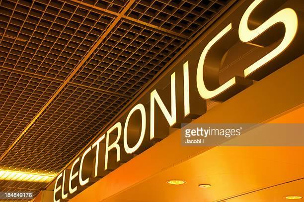 Panneau appareils électroniques