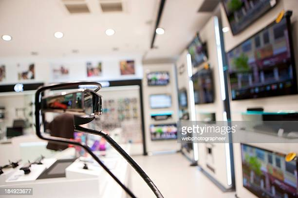 Electronics Store Stock Photos and Pictures | Getty Images