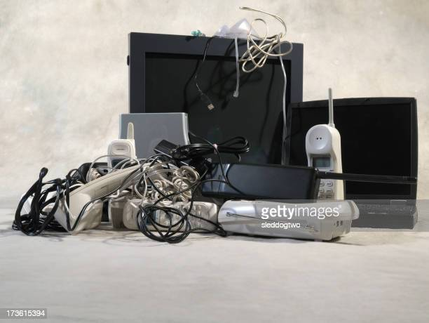 Electronics to Recycle Low Point of View
