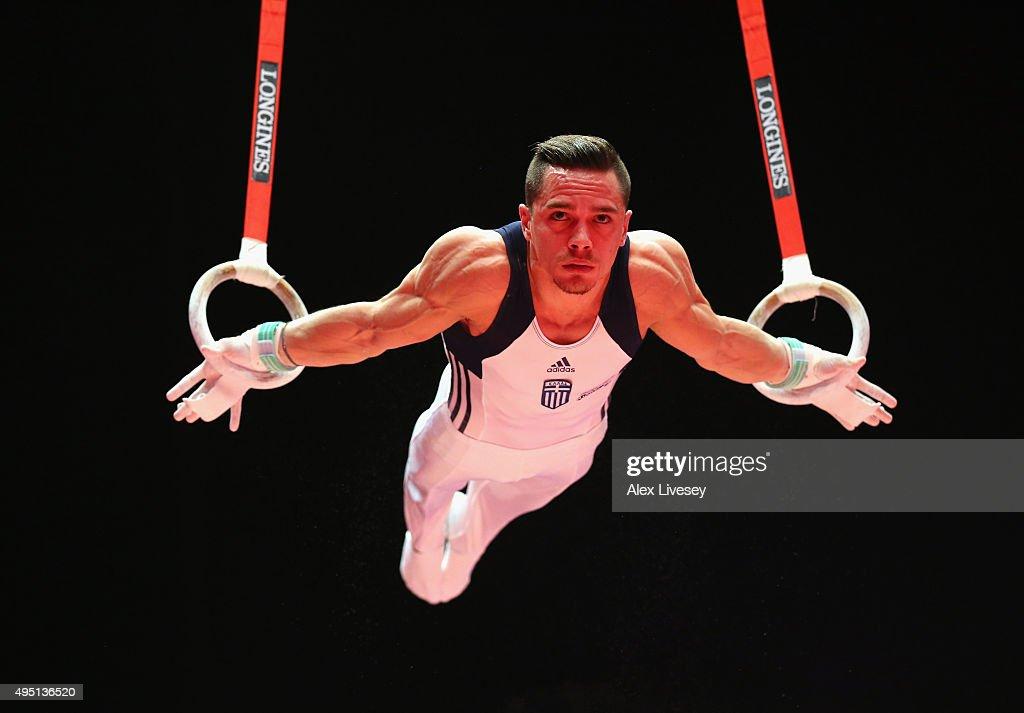 World Artistic Gymnastics Championships - Day Nine | Getty ...