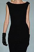 elegance in black